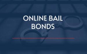 Online bail bonds